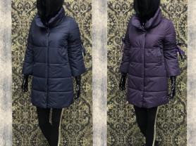 Новая стильная куртка на весну осень 40 42 44 46
