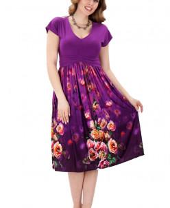 Платье 52-712К Номер цвета: 921
