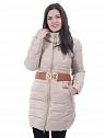 Куртка Ckiesanes - бежевый цвет