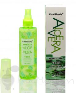 Фиксатор макияжа Kiss Beauty Make up Fix Aloe Vera