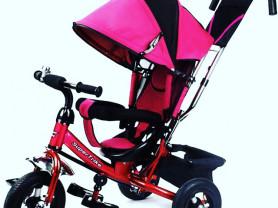 велосипед Трёх колесный Надувные колеса Super Trake