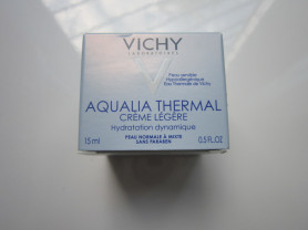 Vichy Aqualia Thermal легкий крем для лица динамич