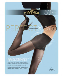 Колготки OMSA Perfect Body 50 den