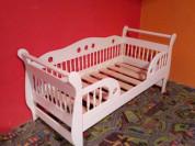 Новая Детская деревянная кровать 160 на 70 см.