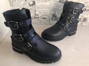 Демисезонные ботинки для девочки новые