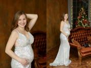 Фотосессия беременности в студии (м. Свиблово)