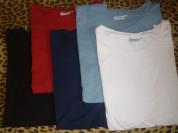 Набор - три футболки J. Lindeberg. Цвета на выбор