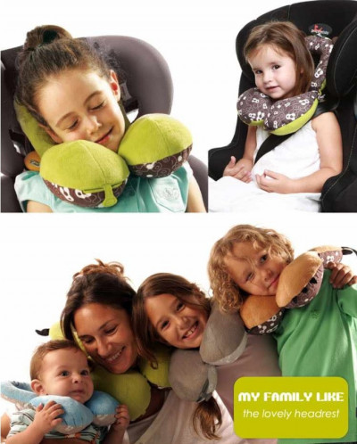 Подушка под шею Benbat Travel 1-4 года МИККИ