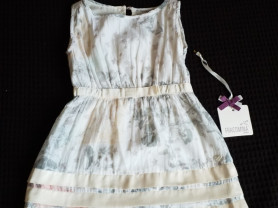 Хб платье Fracomina р.3 Италия