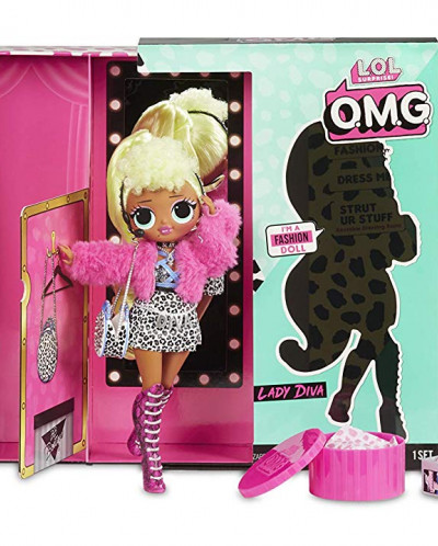 L.O.L. Surprise O.M.G. Fashion Dolls