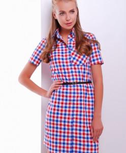 Платье-рубашка -25806
