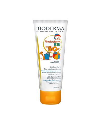 Биодерма  солнцезащитное средство для детей SPF50+(100 мл)