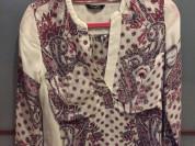 Шёлковая блузка Massimo Dutty