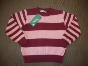 Новый хлопковый свитер д/д .Размер 134.