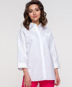 Блуза 171, белый