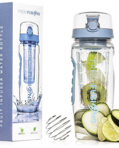 Fresh Fusions Water Infuser - 32 oz - Fruit Infused Water