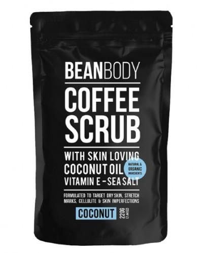 Скраб Кофейный с кокосовым маслом Bean Body