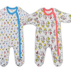 Комфортный и практичный  комбинезон для малышей