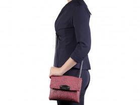Новая кожаная сумочка Gaude Италия