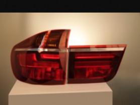 комплект задних фонарей BMW X5 E70