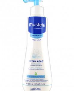 Mustela Hydra Детское молочко для тела 300мл