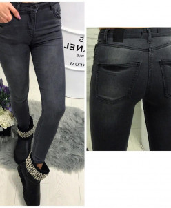 Джинсы женские Slim Fit imm015