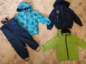 Верхняя одежда на мальчика р.98-104
