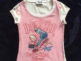 футболка D&G