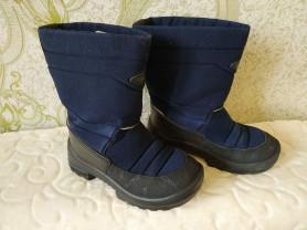 Зимние сапоги Куома 32 размер