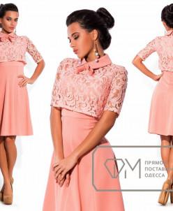 Платье Фабрика моды (6 цветов)