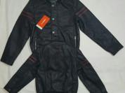 Куртка новая Waikiki, экокожа. Черная.