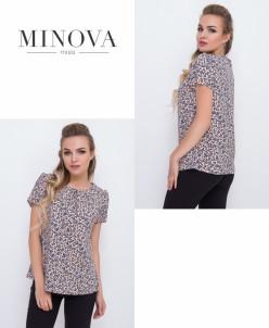 Блуза №3065.12Н-Беж