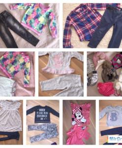 одежда и шапки для девочек