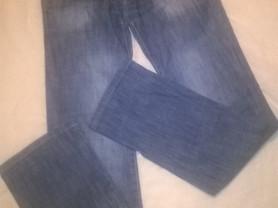 джинсы 40-42(25-26)