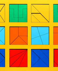 Сложи квадрат б.п.никитин 2уровень (макси)