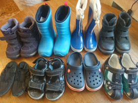 Обувь для мальчика р.25-27
