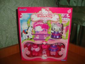 """Новый набор Hello Kitty """"Спящая красавица""""."""
