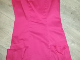 Платье - Сарафан новый фирма OGGI, цвет фуксия, ес