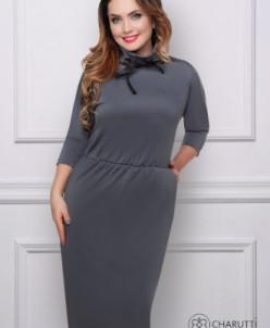 Платье Нью-лук (грей)