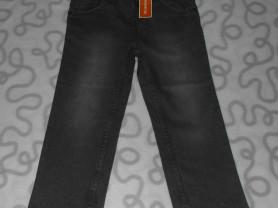 Новые джинсы Bluezoo, 3-4 года