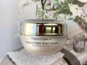 Крем для лица Tony Moly Intense Care Snail Cream