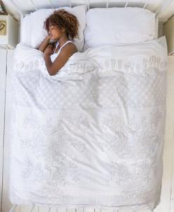 Комплект постельного белья Венецианское кружево 150х200