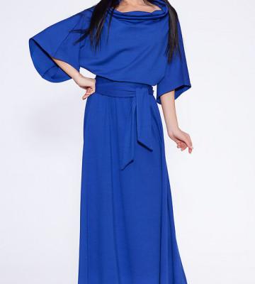 Платье #304(Синий)