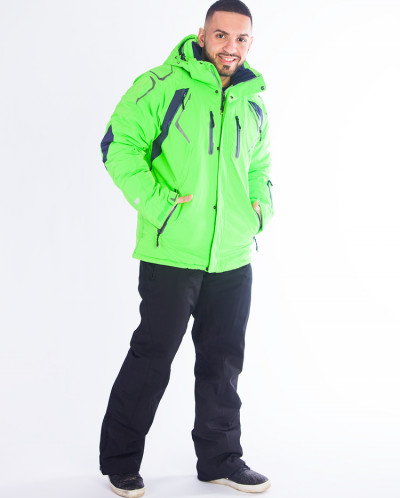 Куртка Snow Headquarter, A-8050, Салатовый
