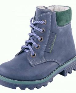 Ботинки Котофей повседневные для мальчика 452046-33