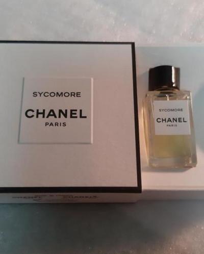 Chanel sycomore парфюм мини 4 мл эксклюзивы