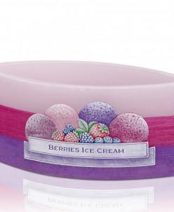 свеча Мороженое из ягод Лампион 265*95