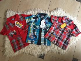 Рубашки летние, новые! размеры  разные!