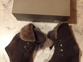 зимние ботинки Bruno Premi оригинал р.36