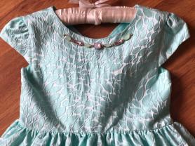 Новое платье David Charles с ободком размер 8